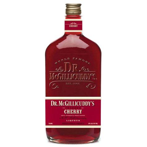 Dr. McGillicuddy's Cherry Schnapps Liqueur (750 ml)
