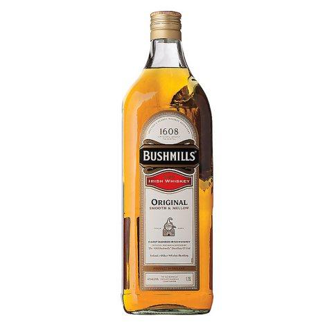 Bushmills Irish Whiskey (1.75 L)