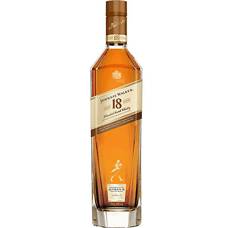 +JOHNNIE WALKER PLATINUM 18 YEAR