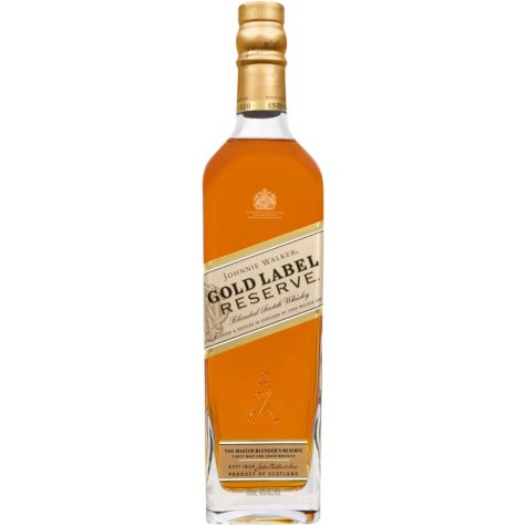 Johnnie Walker Gold Label Reserve Blended Scotch Whisky (750 ml)