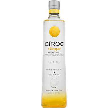 +CIROC PINEAPPLE VDK 750ML