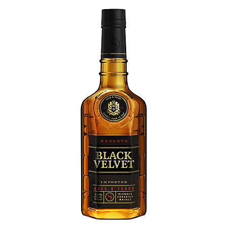 Black Velvet Reserve Imported Canadian Whisky, 80 Proof (750 ml)