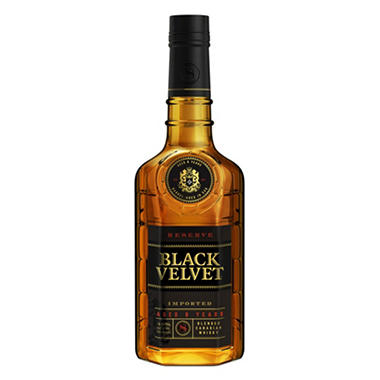 Black Velvet Reserve Canadian Whisky (750 ml)