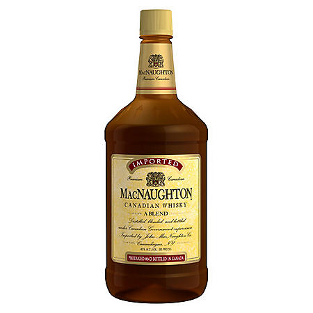 MacNaughton Candian Whiskey (1.75 L)