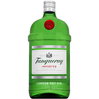 Tanqueray London Dry Gin (1.75 L)