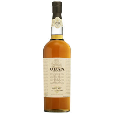 Oban 14 Year Old Scotch Whisky (750 ml)