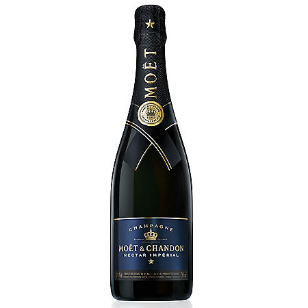 Moet & Chandon Nectar Imperial Champagne (750 ml)