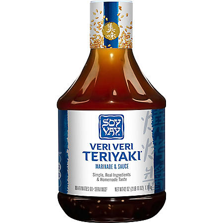 Soy Vay® Marinade & Sauce, Veri Veri Teriyaki® (42 oz.)