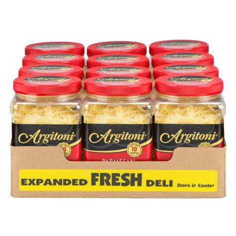 Member's Mark Argitoni Shredded Parmesan (24 oz., 12 pk.)
