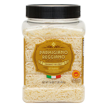 Member's Mark Shredded Parmigiano Reggiano Cheese (16 oz.)