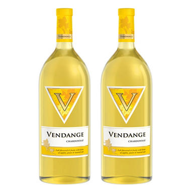 Vendange Wine Cellars Chardonnay (1.5 L, 2 pk.)