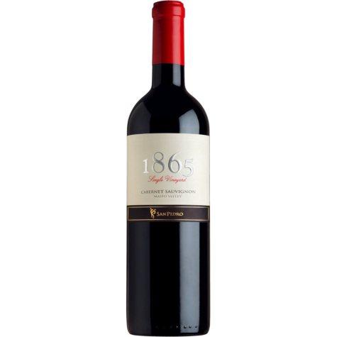 San Pedro 1865 Cabernet Sauvignon (750 ml)