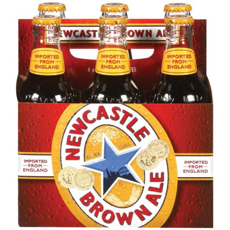 Newcastle Brown Ale (12 fl. oz. bottle, 6 pk.)