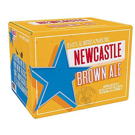 xoffline-Newcastle Brown Ale® - 12/12 oz. bottles