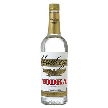 Hawkeye Vodka (1.75 L)