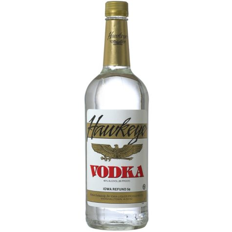 Hawkeye Vodka (1 L)