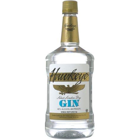 Hawkeye Gin (1.75 L)