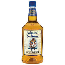 Admiral Nelson's Spiced Rum (1.75 L)