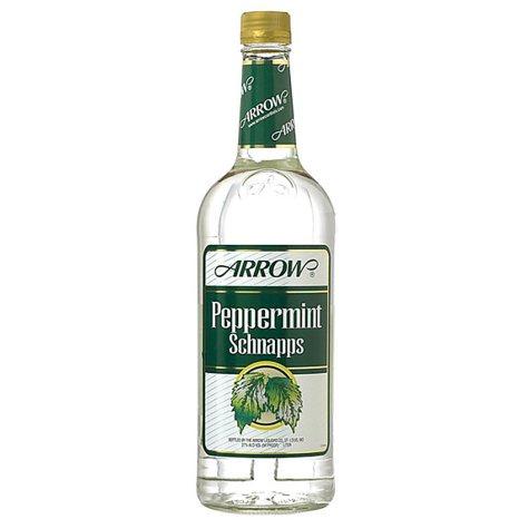 Arrow Peppermint Schnapps (1 L)