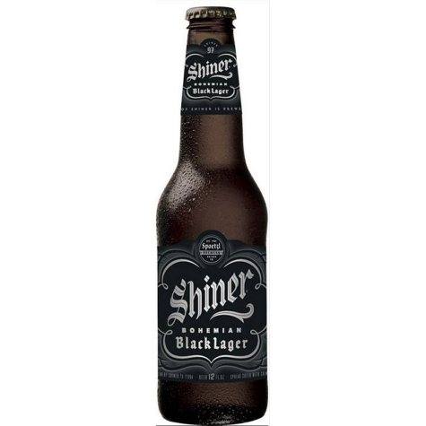Shiner Bohemian Black Lager (12 fl. oz. bottle, 12 pk.)