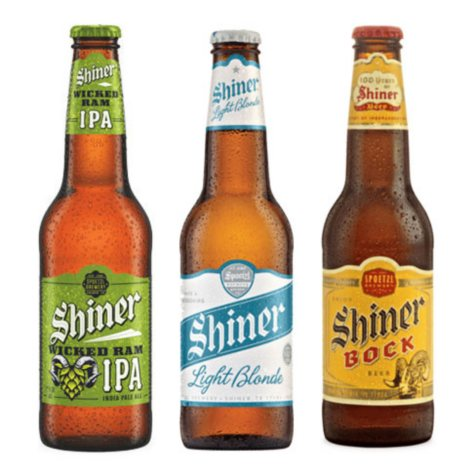Shiner Texas Trio (12 fl. oz. bottle, 24 pk.)