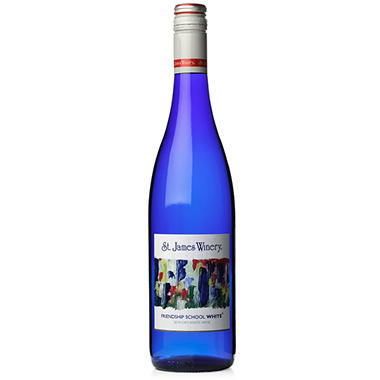 St. James Winery Friendship School White (750 ml)