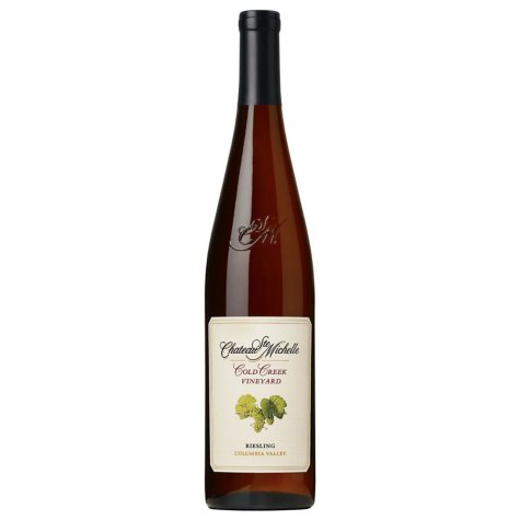Chateau Ste. Michelle Cold Creek Vineyard Riesling (750 ml)
