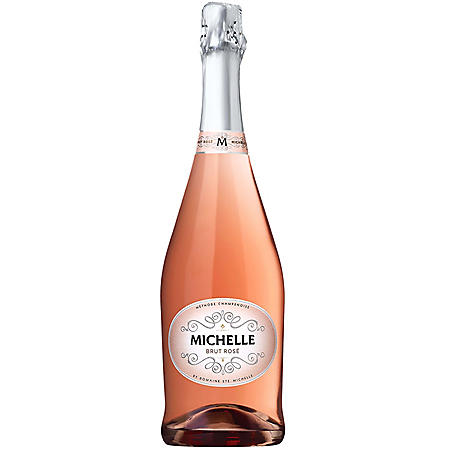 Domaine Ste Michelle Brut Rose Sparkling Wine (750 ml)