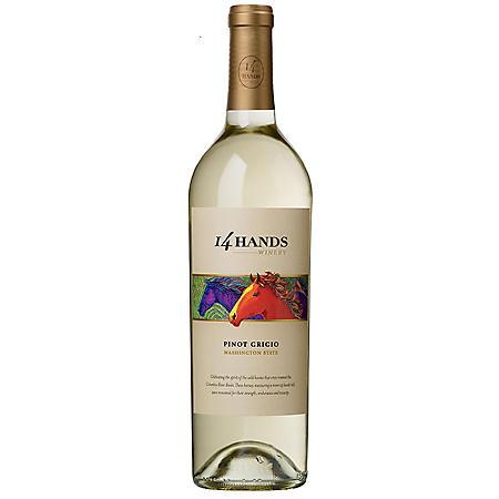 14 Hands Winery Pinot Gris Washington State (750 ml)