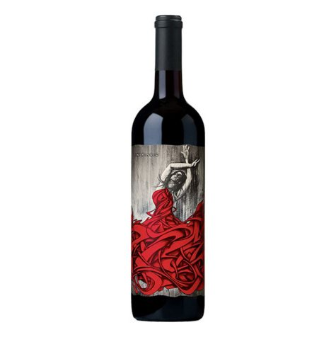 +INTRINSIC CAB SAUVIGNON 750ML