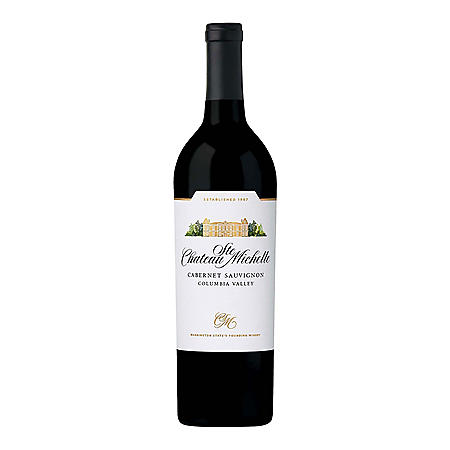 CHAT. STE. MICHELLE CAB COL VLY 750ML