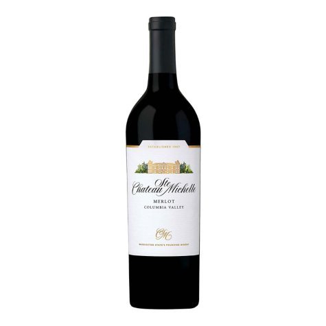 +CHAT. STE. MICHELLE COL MERLOT 750ML