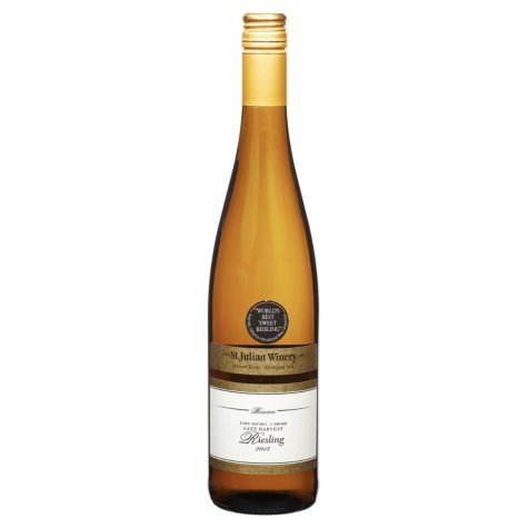 St. Julian Winery Reserve Late Harvest Riesling (750 ml)