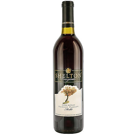 Shelton Vineyards Merlot Yadkin Valley (750 ml)
