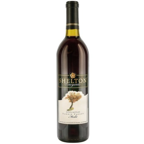 Shelton Vineyards Merlot Yadkin Valley (750 ml)