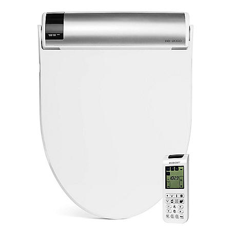 Bio Bidet Bliss BB-2000 Elongated Electric Bidet Seat (White)