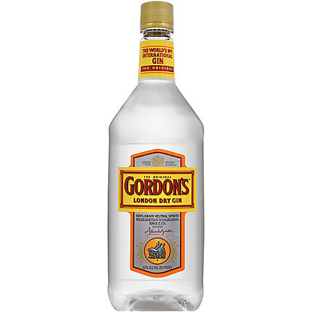 Gordon's London Dry Gin (1.75L)