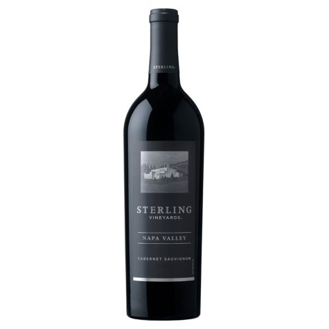 +STERLING CABERNET NAPA  750ML