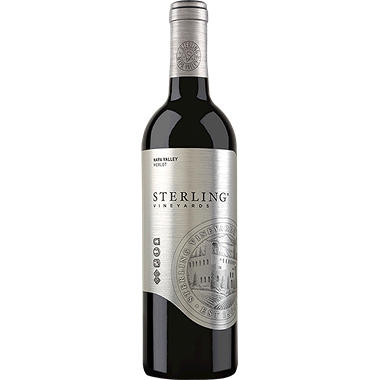 Sterling Napa Valley Merlot (750ML)