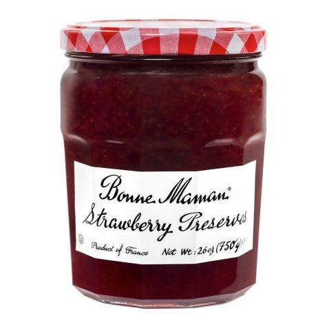 Bonne Maman Strawberry Preserves (26 oz.)