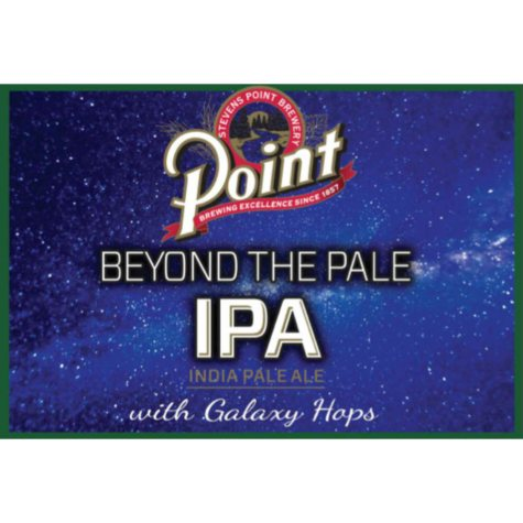 Point Beyond The Pale IPA (12 fl. oz. can, 12 pk.)