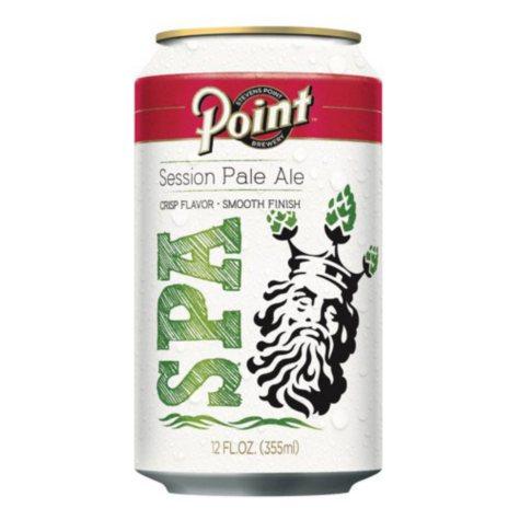 Point S. P. A. Session Pale Ale (12 fl. oz. can, 12 pk.)