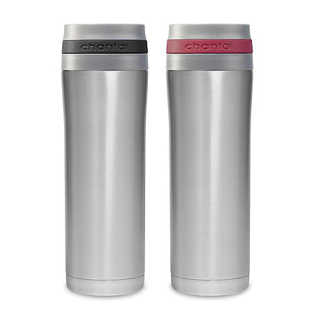 Chantal Travel Mugs, Set of 2