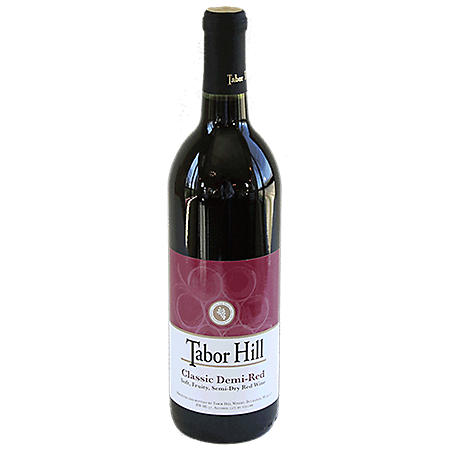 Tabor Hill Winery Classic Demi-Red (750 ml)