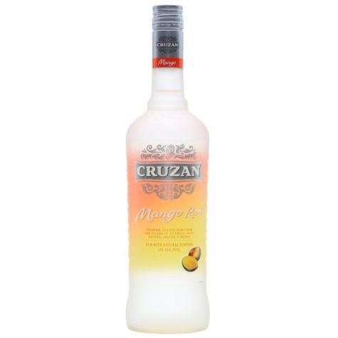 Cruzan Mango Rum (1 L)