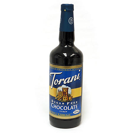 Torani Sugar Free Chocolate  - 1 L