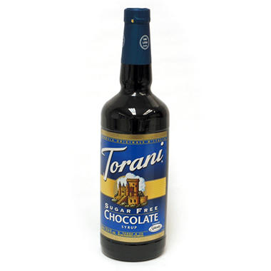 Torani Sugar Free Chocolate  - 1 L