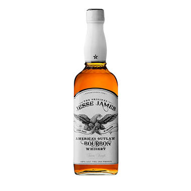 Jesse James Bourbon Whiskey (750 ml)