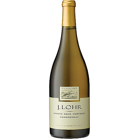 J. Lohr Estates Riverstone Chardonnay (750 ml)
