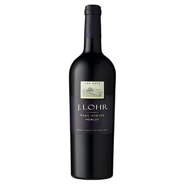 J. Lohr Estates Los Osos Merlot (750 ml)